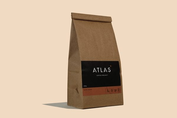 Atlas Coffee Bag